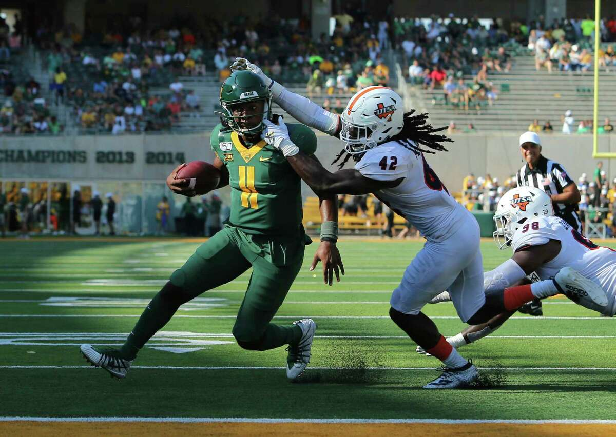Gerry Bohanan takes over as Baylor's starting quarterback this season after Charlie Brewer's transfer to Baylor.