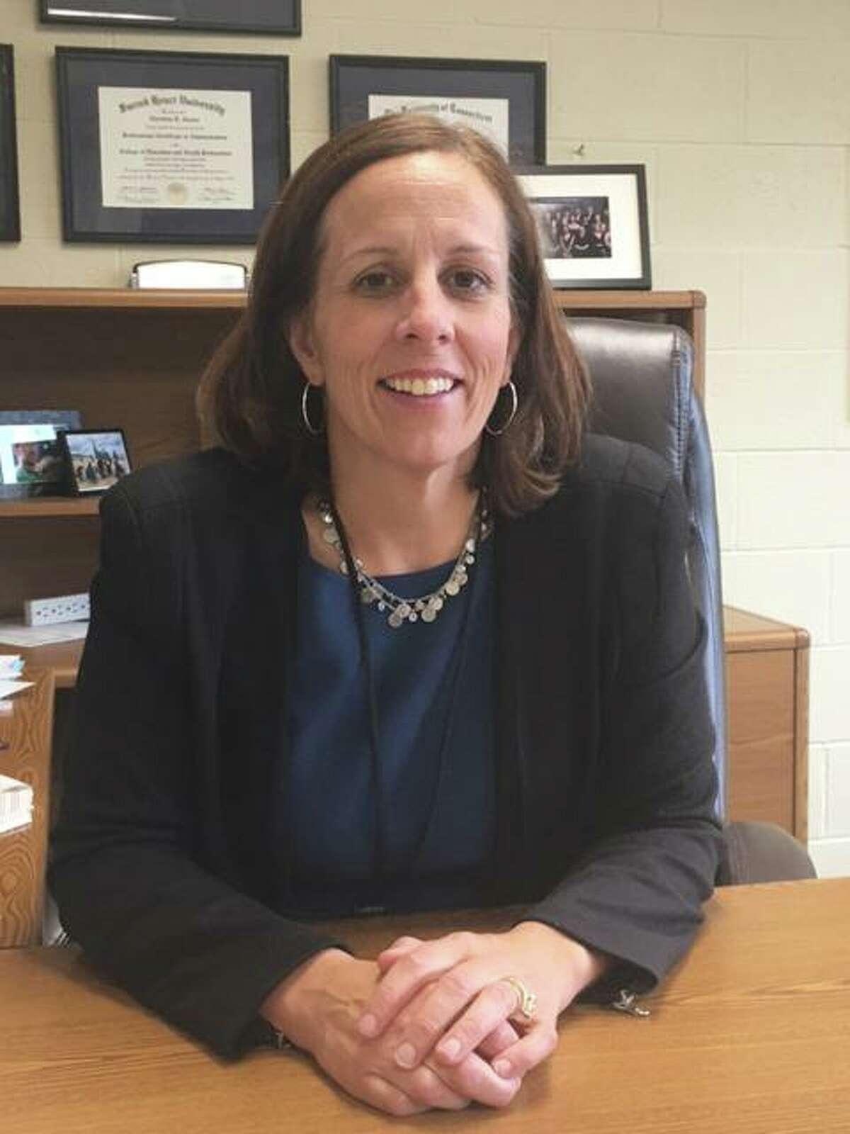 Bethel Superintendent Christine Carver.