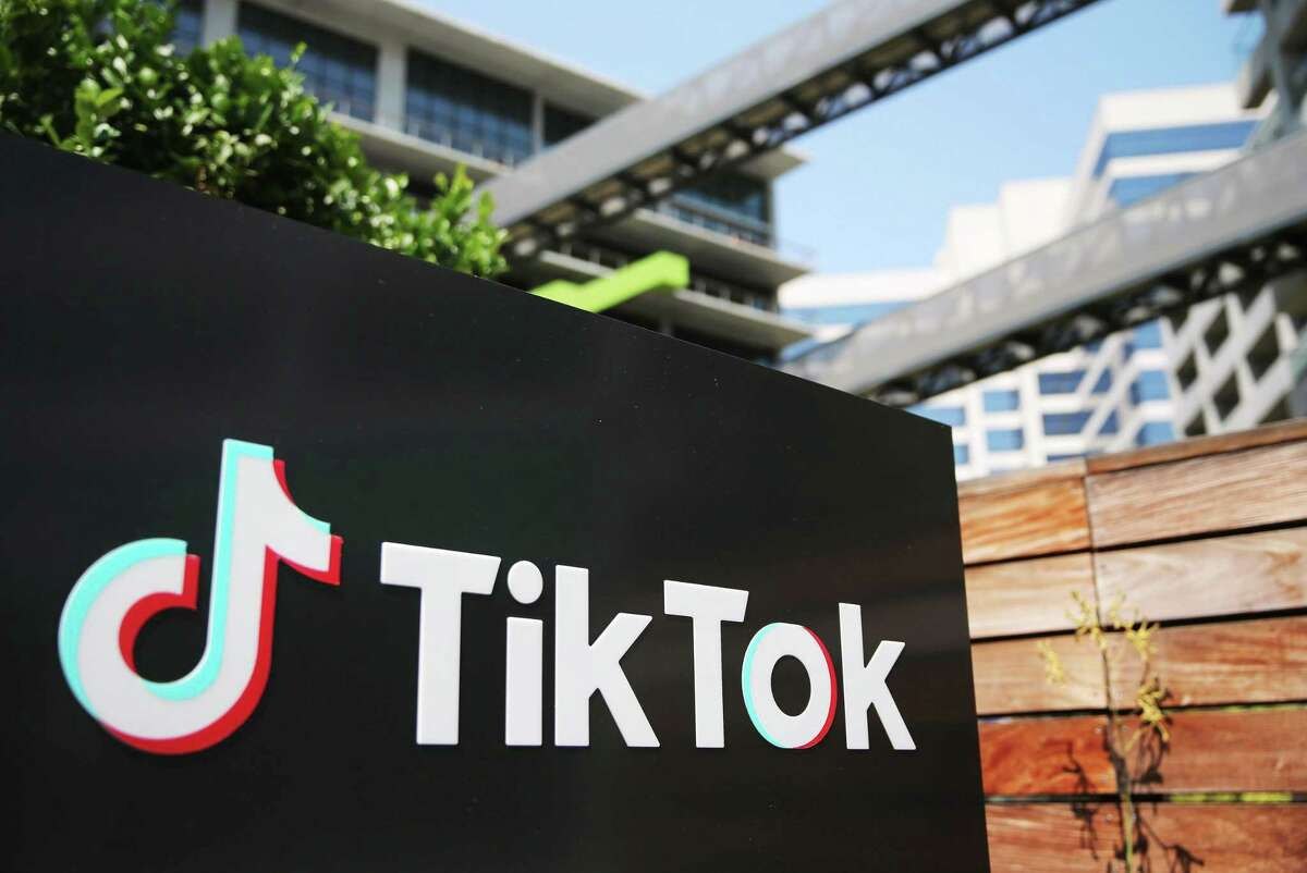After a steady decline in monthly installs, TikTok in the U.S. began to see an uptick again in December. (Mario Tama/Getty Images/TNS)