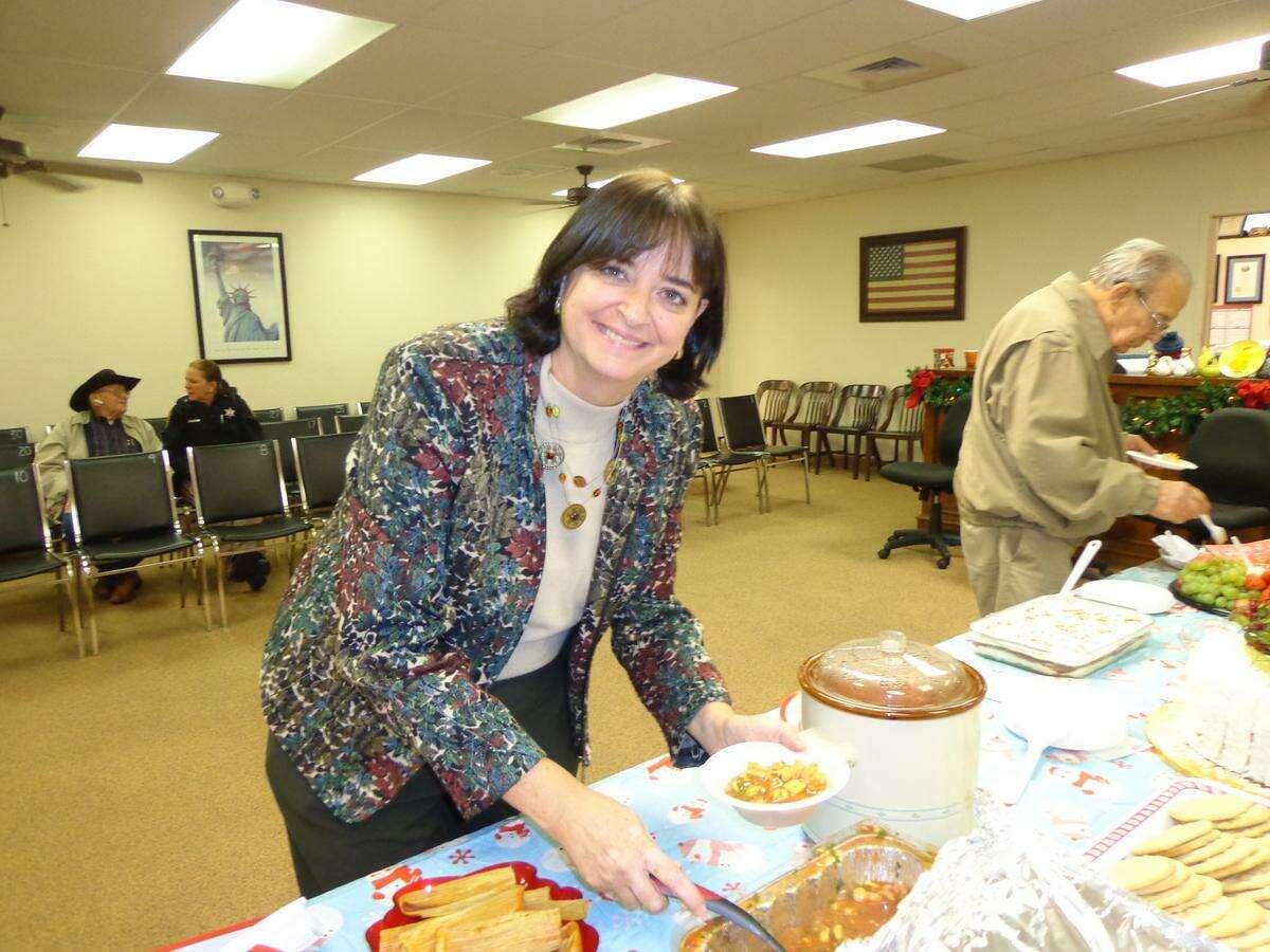 Brazoria County District Clerk Rhonda Barchak