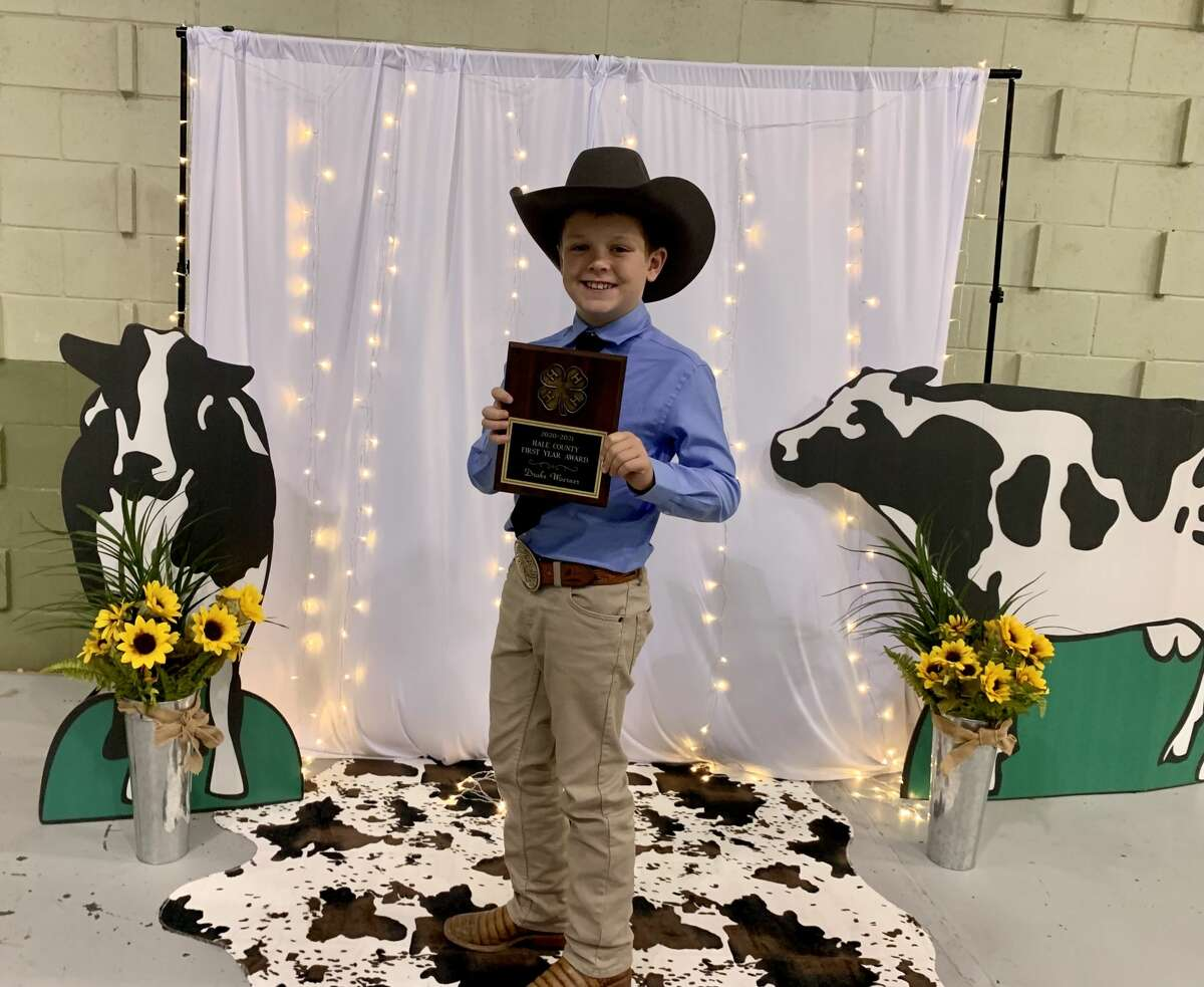 Hale County 4-H hosted its annual achievement banquet on Aug. 14 at the Ollie Liner Center.