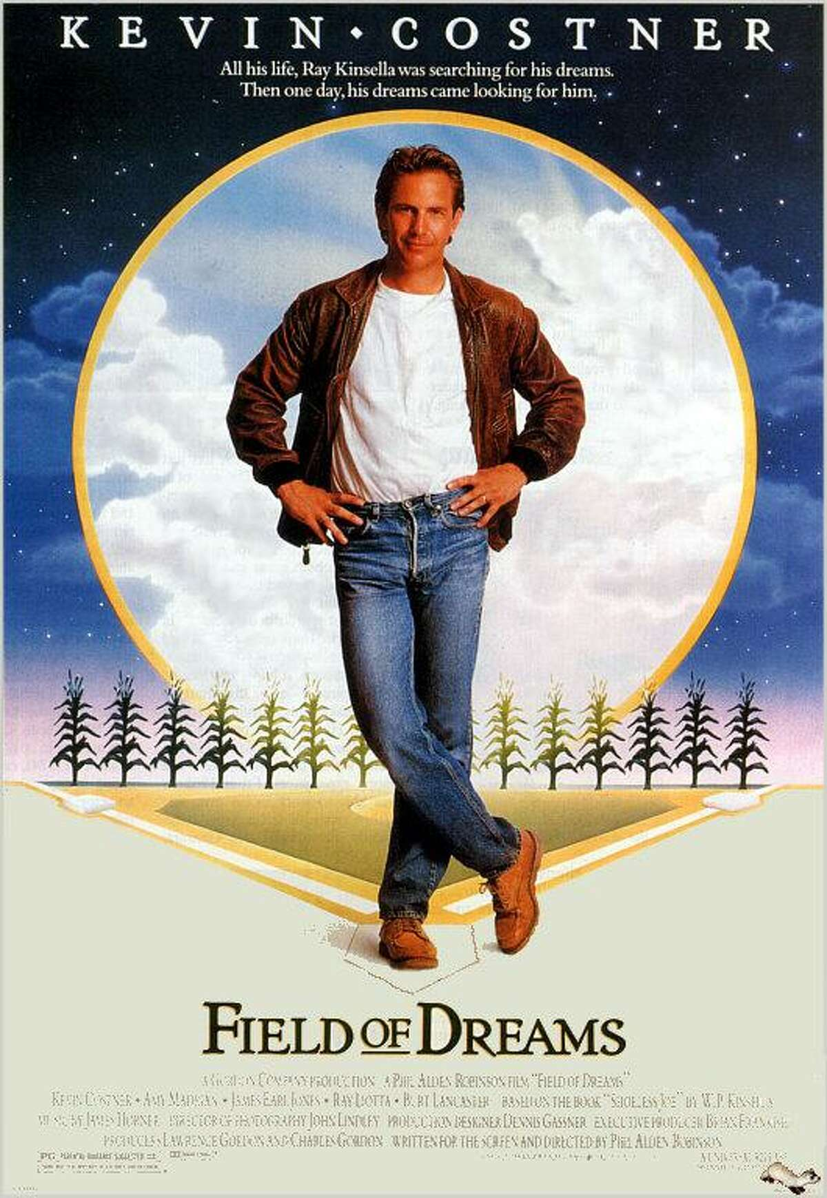 """The city of Richmond's Movies At Wessendorff free outdoor film features """"Field of Dreams"""" at 7:45 p.m. Friday, Sept. 3, at Wessendorff Park, 500 Preston St., in Richmond. The free family event is for residents and visitors. Rotary Club of Richmond will provide free popcorn and the city will provide water. Viewers are encouraged everyone to bring their own chairs and/or blankets. Food and dessert trucks will be on site for food purchase, but attendees are welcome to bring their own food and drink."""