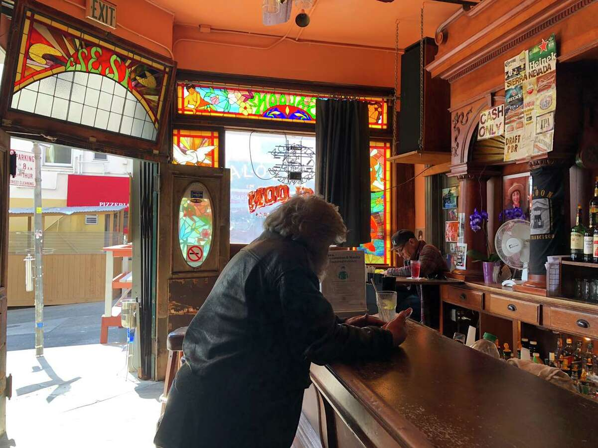 The Saloon is the city's oldest continually operating bar at the same site, since 1860.