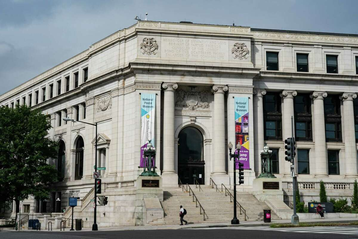 he Smithsonian's National Postal Museum in Washington D.C. reopened Aug. 27.