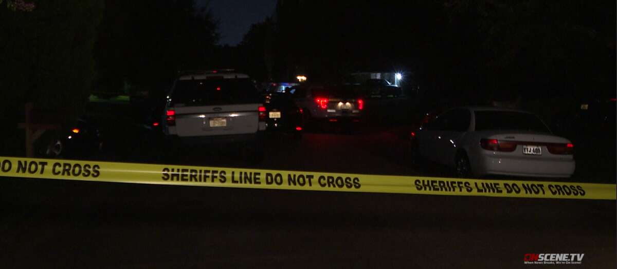 A teenager has been pronounced dead following a shooting Friday night in north Harris County, according to the Harris County Sheriff's Office.
