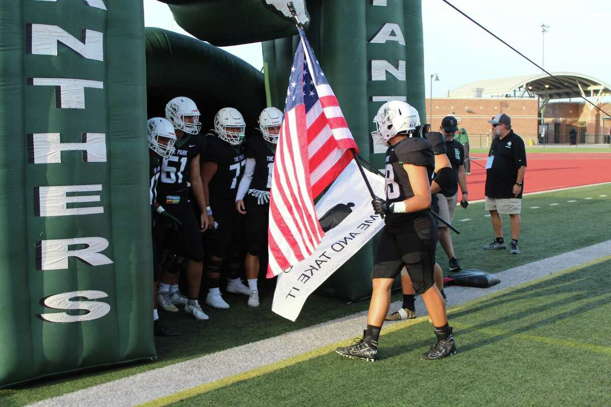 Kingwood Park takes the field at Turner Stadium in a non-district game Friday night.