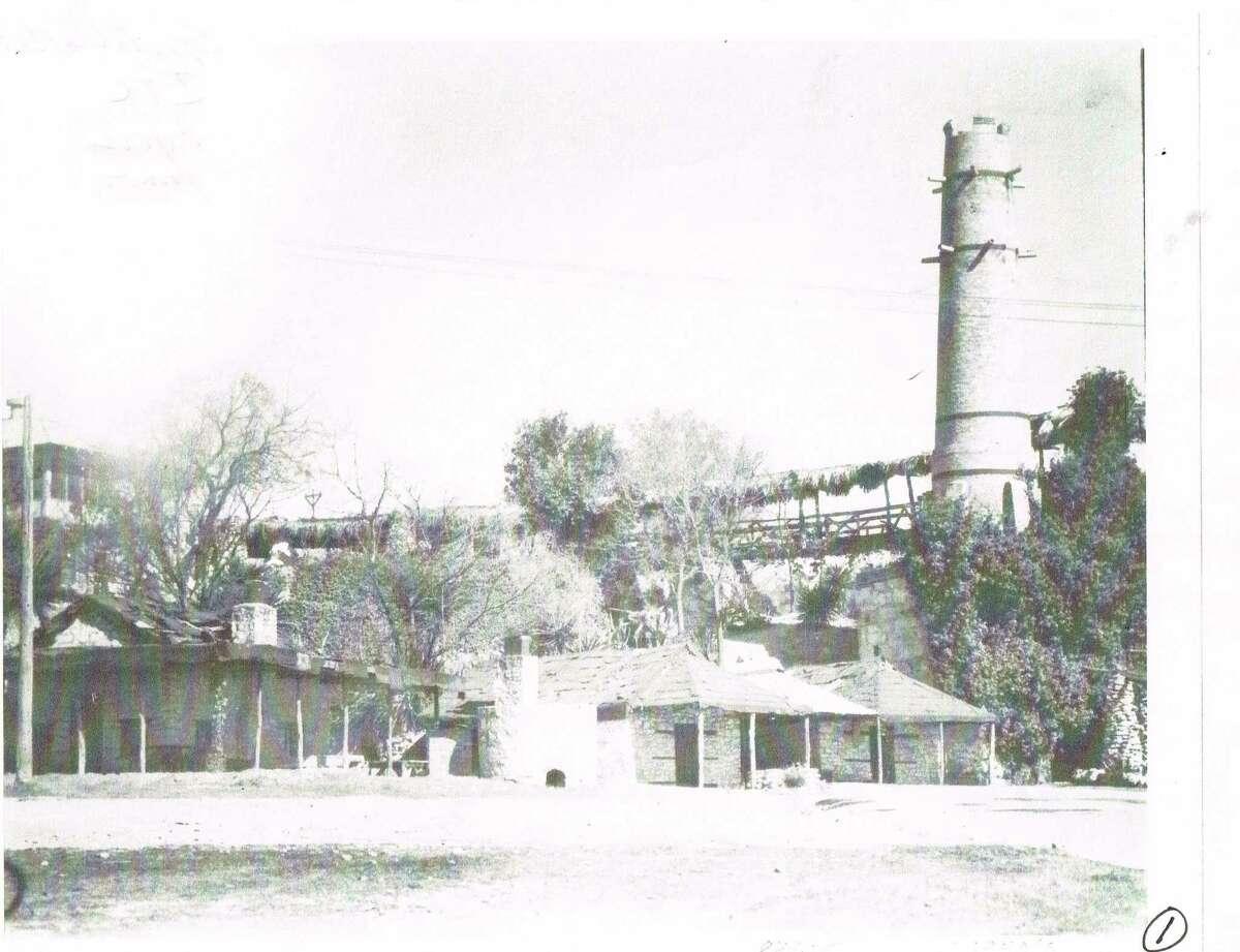 Brackenridge Park's Mexican Village was built in 1920. featured handmade crafts and a restaurant.