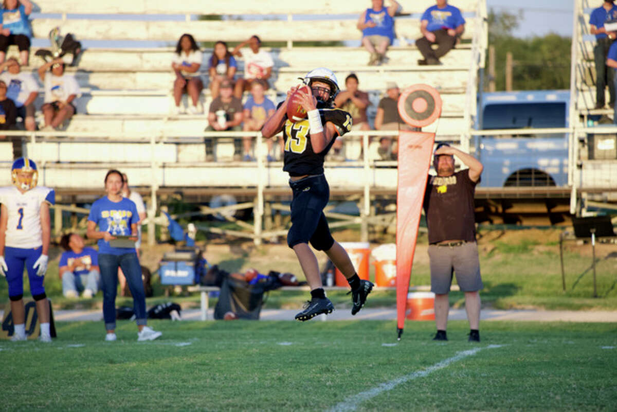 Petersburg hosted Spur in a non-district football game on Friday. Spur came away with a 68-20 win.