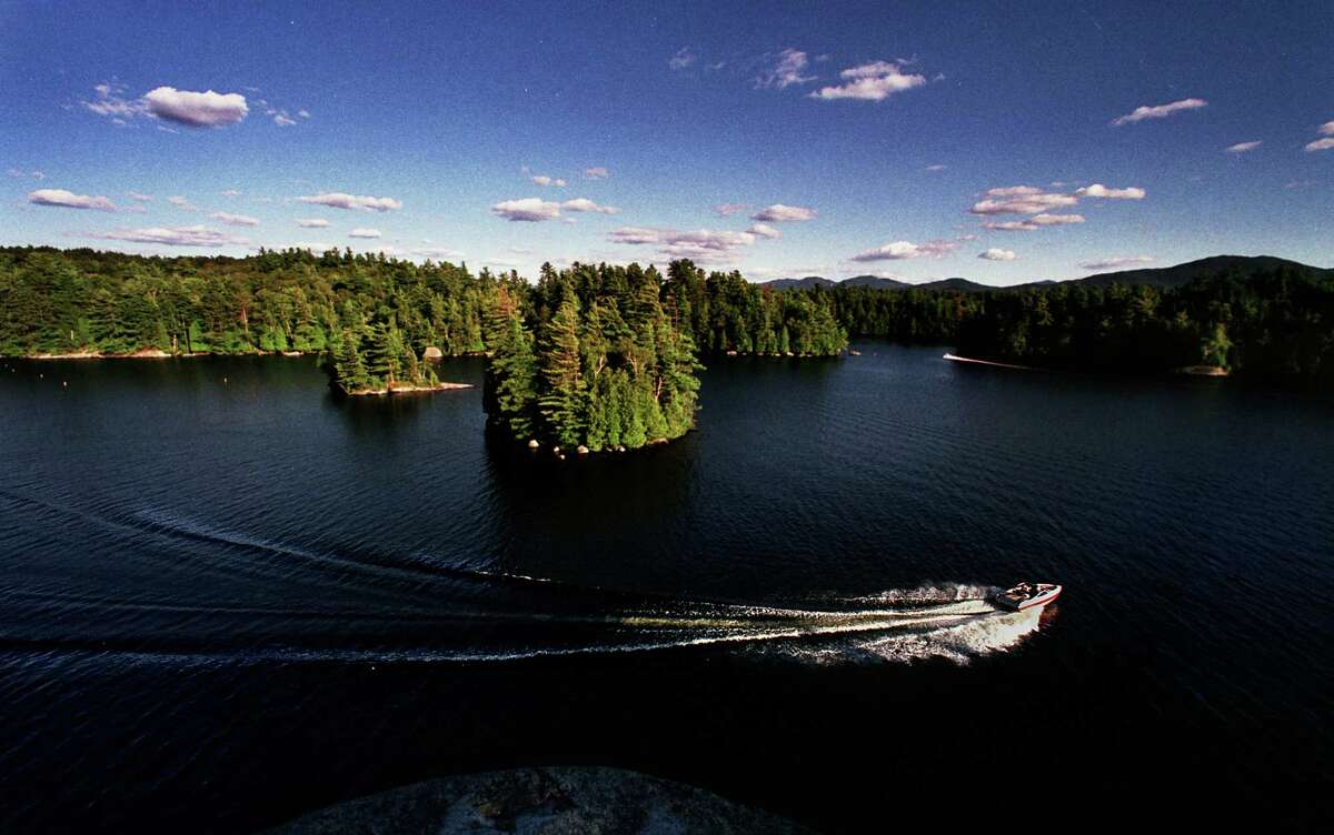 A view of Lower Saranac Lake. (Times Union file)