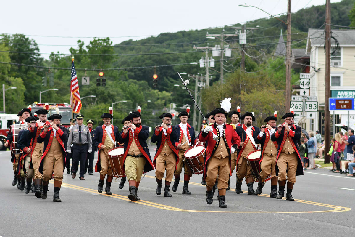 The Winsted Firemans Parade was held on Saturday, August 28th, 2021, it was also the last day of the carnival, which was held immediately following.