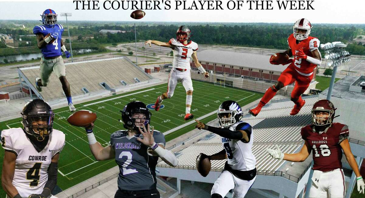 Help The Courier decide who should be the Player of the Week. Nominees are in the story below. Voting ends at noon Monday, and the winner will have a story written about them.