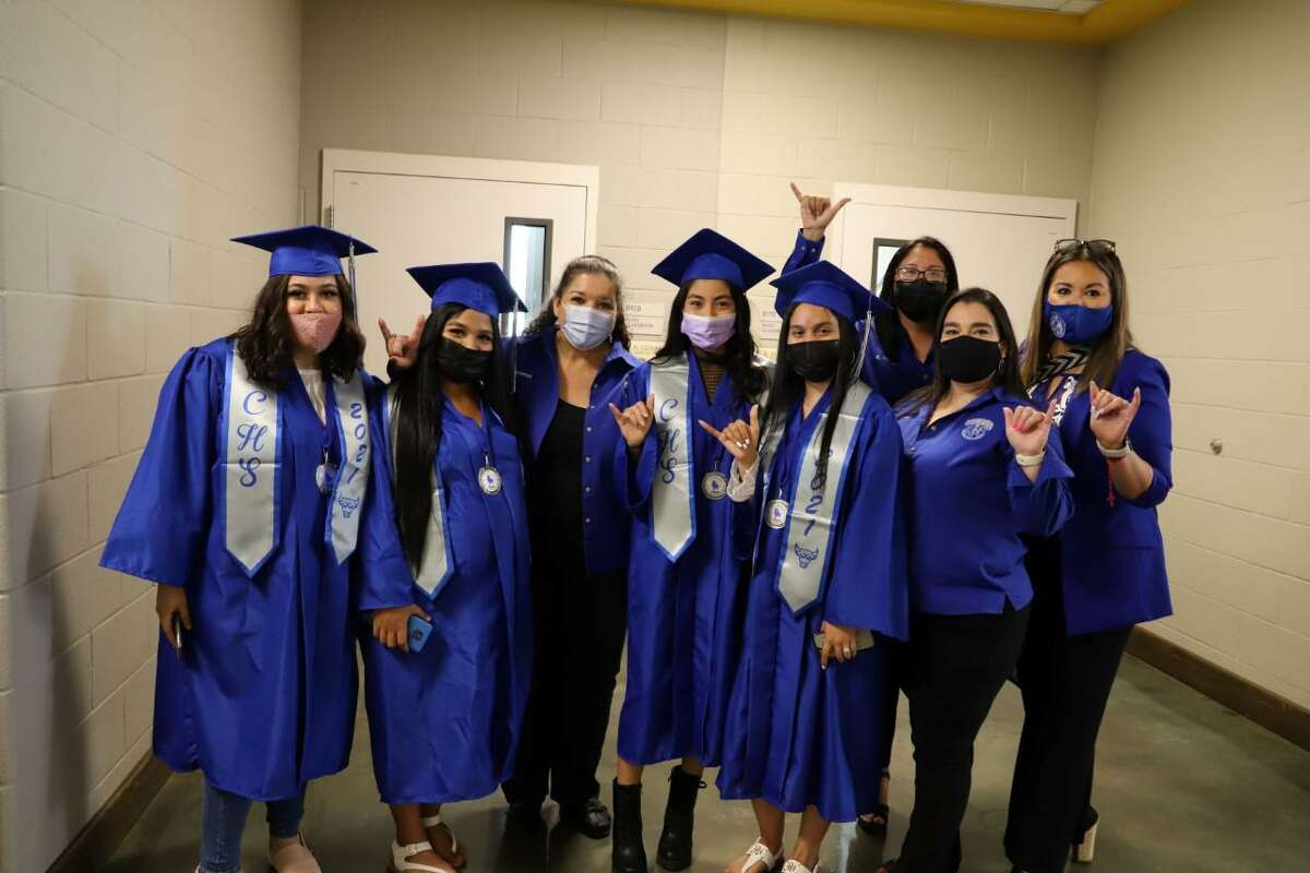 LISD held a commencement ceremony to recognize 29 students who worked over the summer to recover credits and complete their graduation.