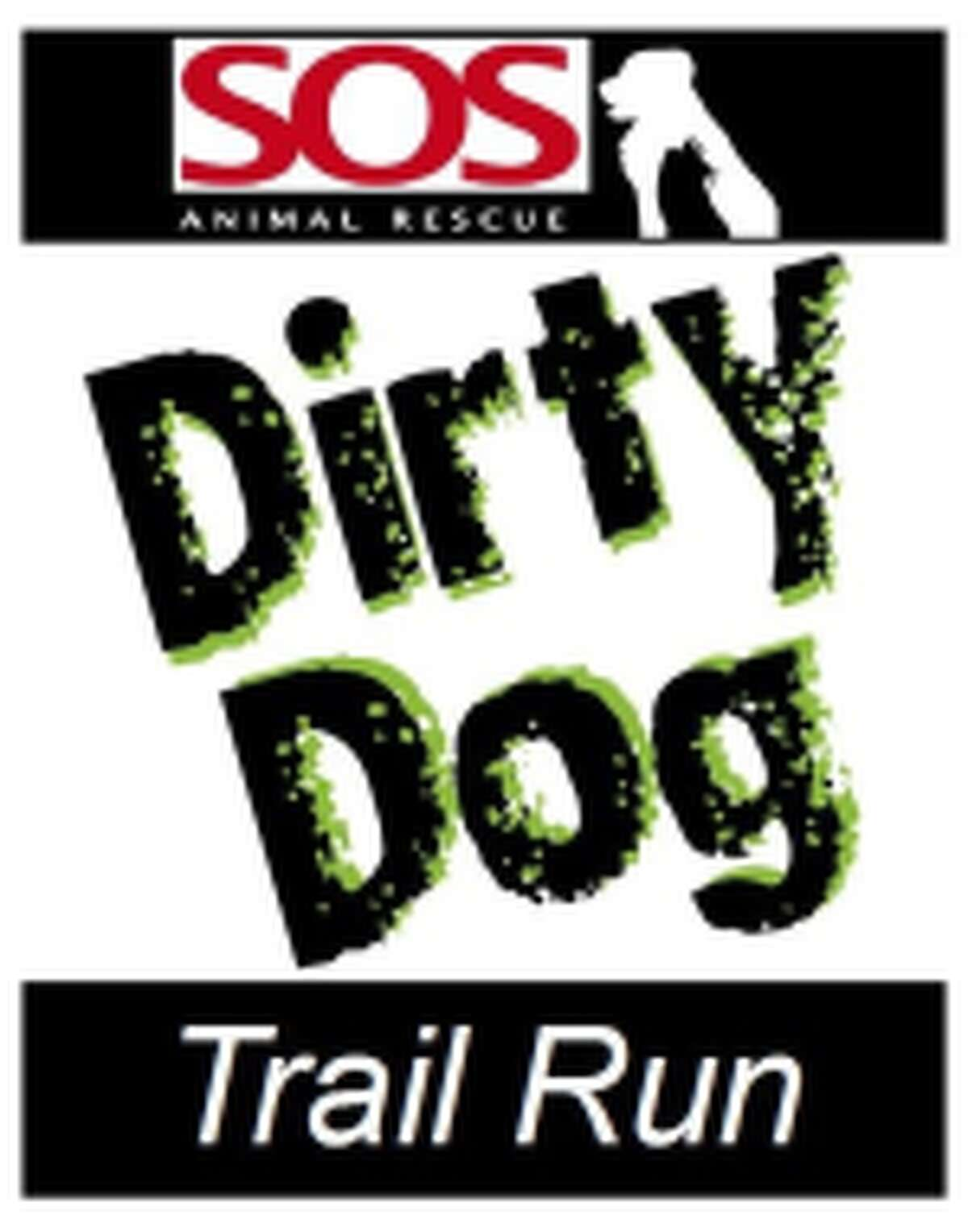 Dozens of people participated in the Dirty Dog Trail Run on Saturday at City Forest in Midland.