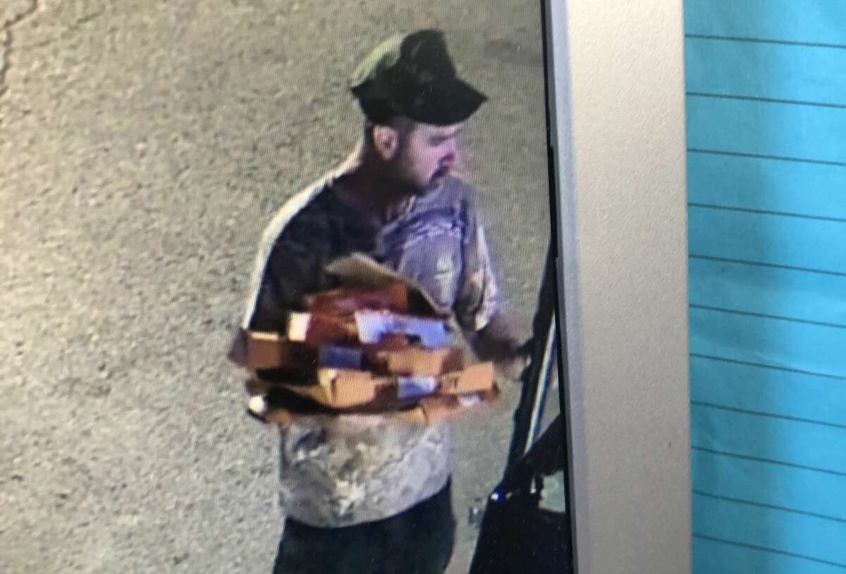 The Huron County Sheriff's Office is searching for a suspect who broke into an outside cooler at a Verona Township gas station late Saturday night. The break-in occurred at a gas station/convenience store on M-53 in Verona Township around midnight on Saturday, according to a press release from the sheriff's department.