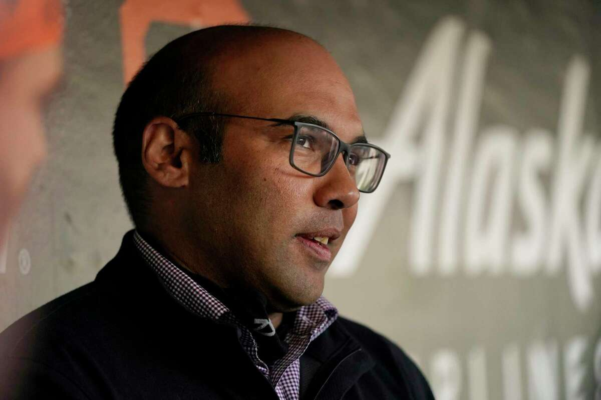 Since November 2018, Giants president of baseball operations Farhan Zaidi has used unassuming trades and signings - and a few big swings - to compile a contending roster.