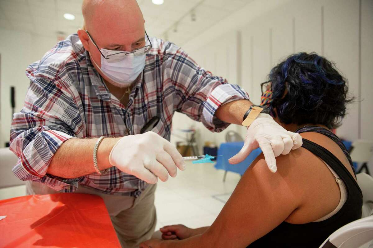 Vaccinations are rising most quickly in rural parts of the state.
