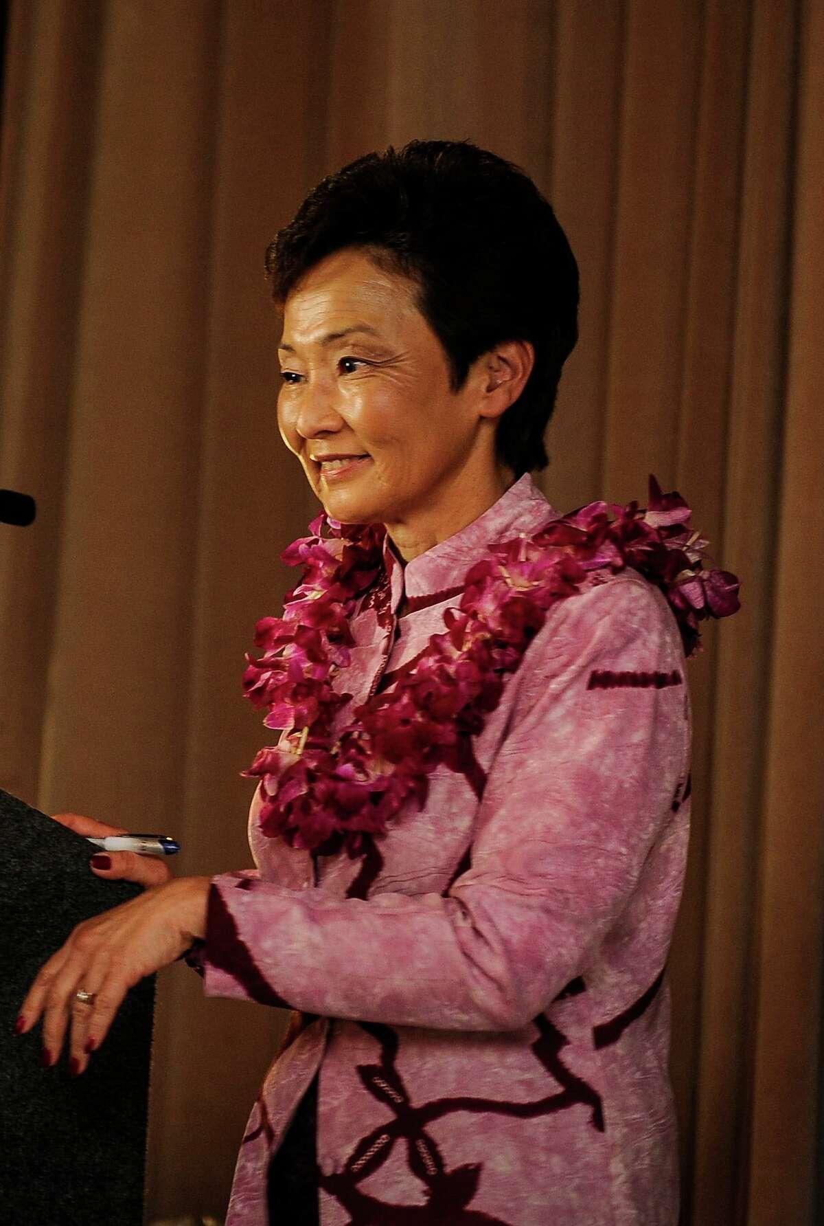 Alameda County Administrator Susan Muranishi