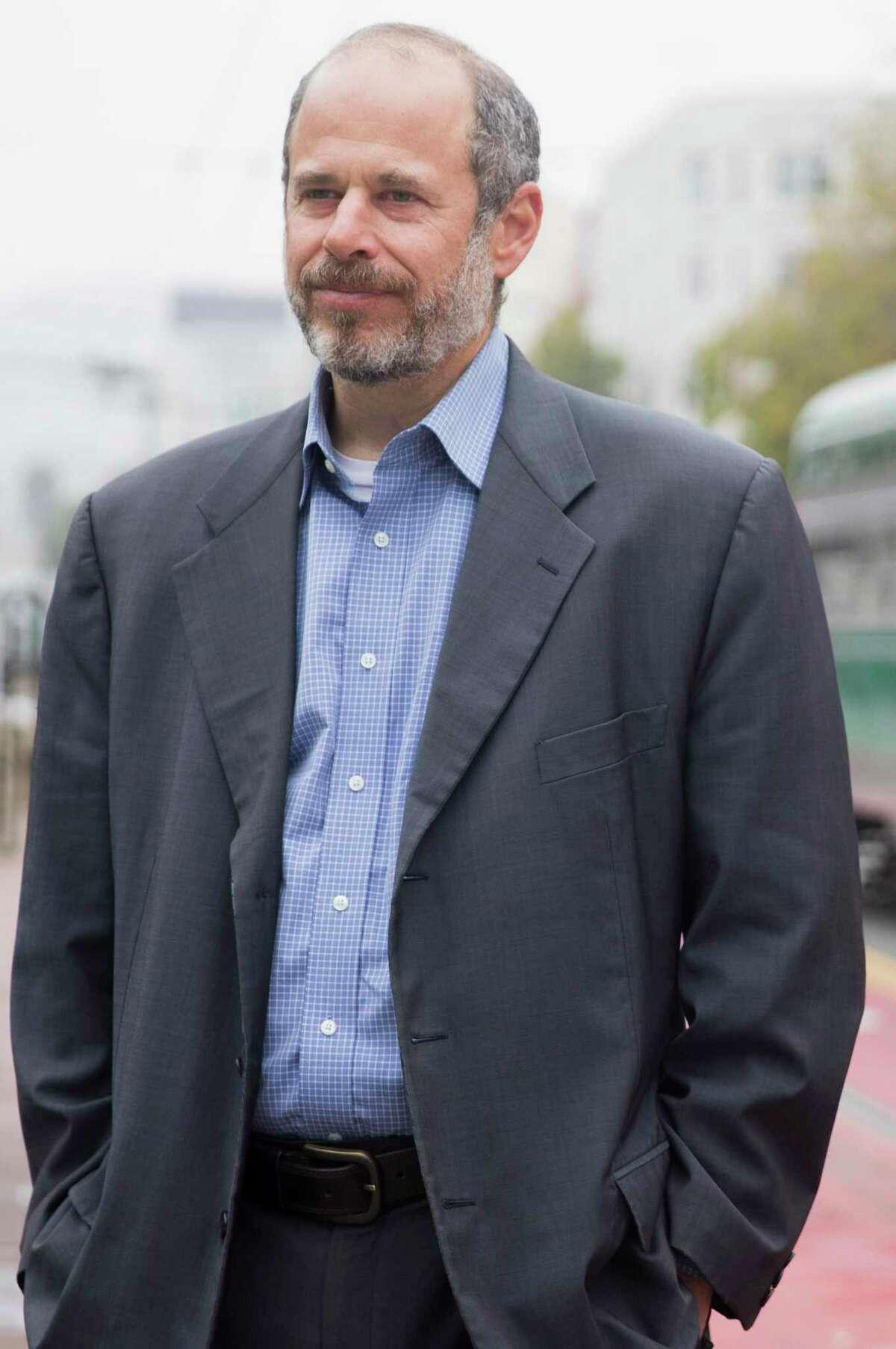 Oakland City Administrator Ed Reiskin