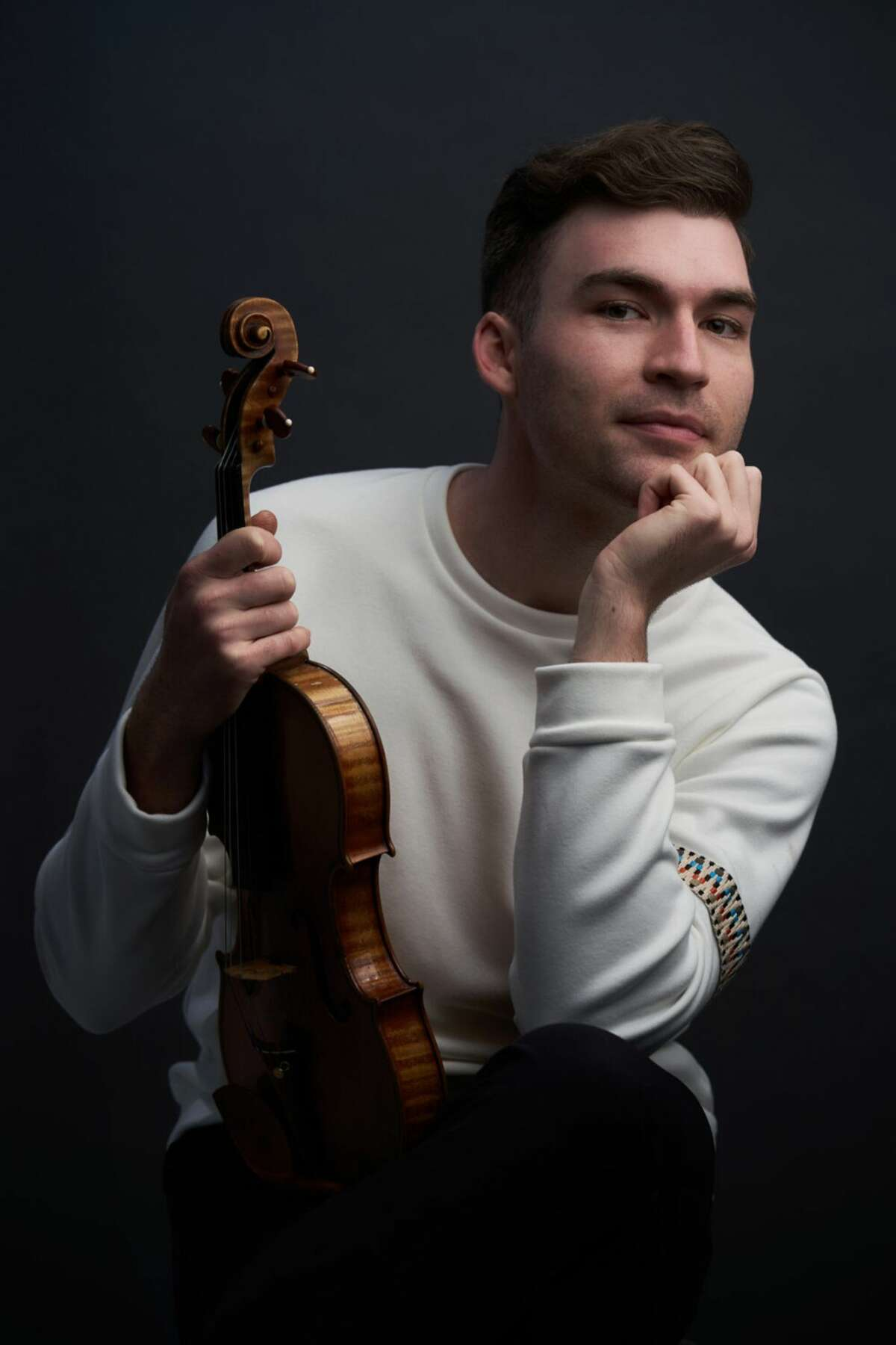 Alexi Kenney will perform Jan. 23, 2022, at the College of St. Rose's Massry Center in Albany as part of Capital Region Classical's expansion of venues beyond its longtime home at Union College.