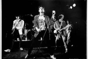 A Dimo Safari photograph of the Rolling Stones performing at Toad's Place in 1989 hangs on a wall of the club in tribute to the legendary concert.