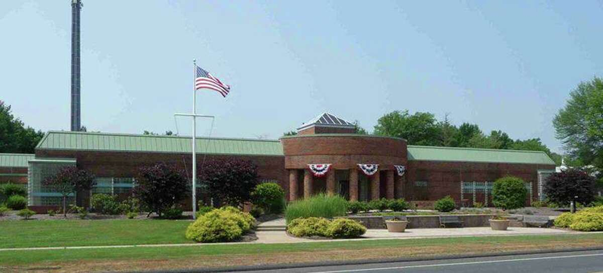 Bloomfield police headquarters