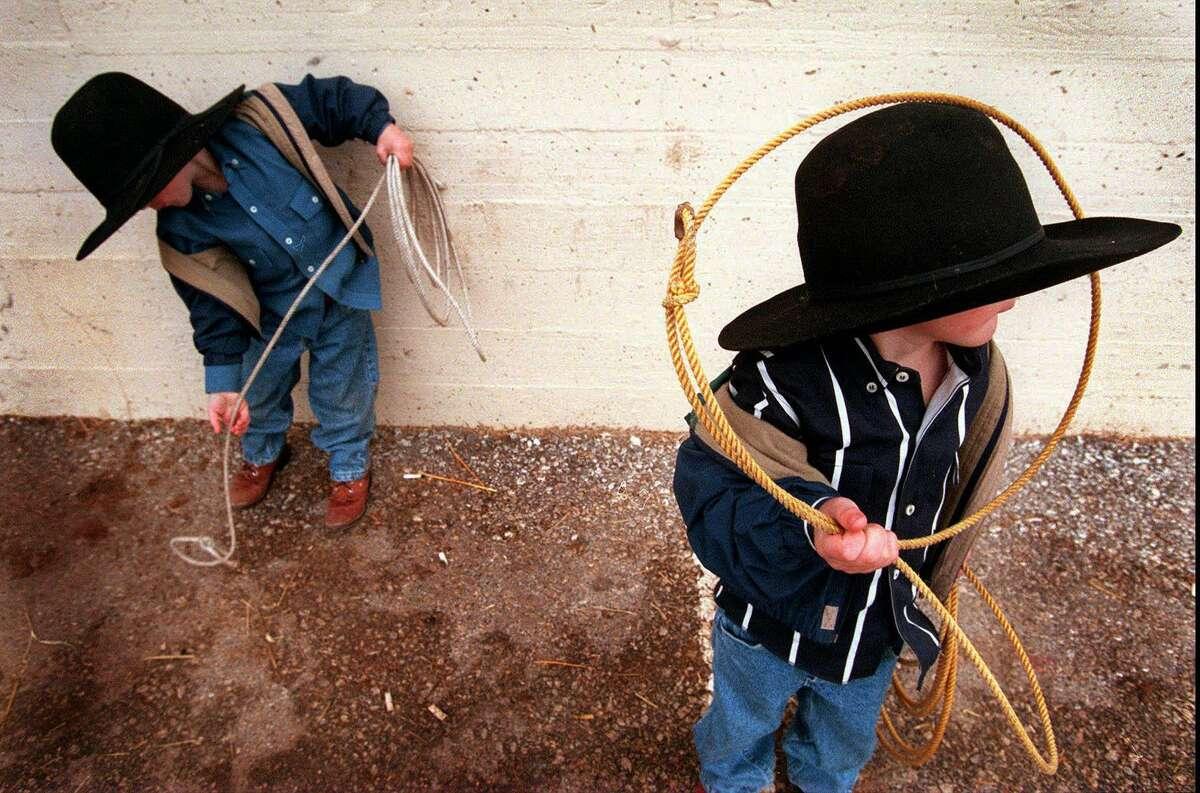 Fort Worth cowboy