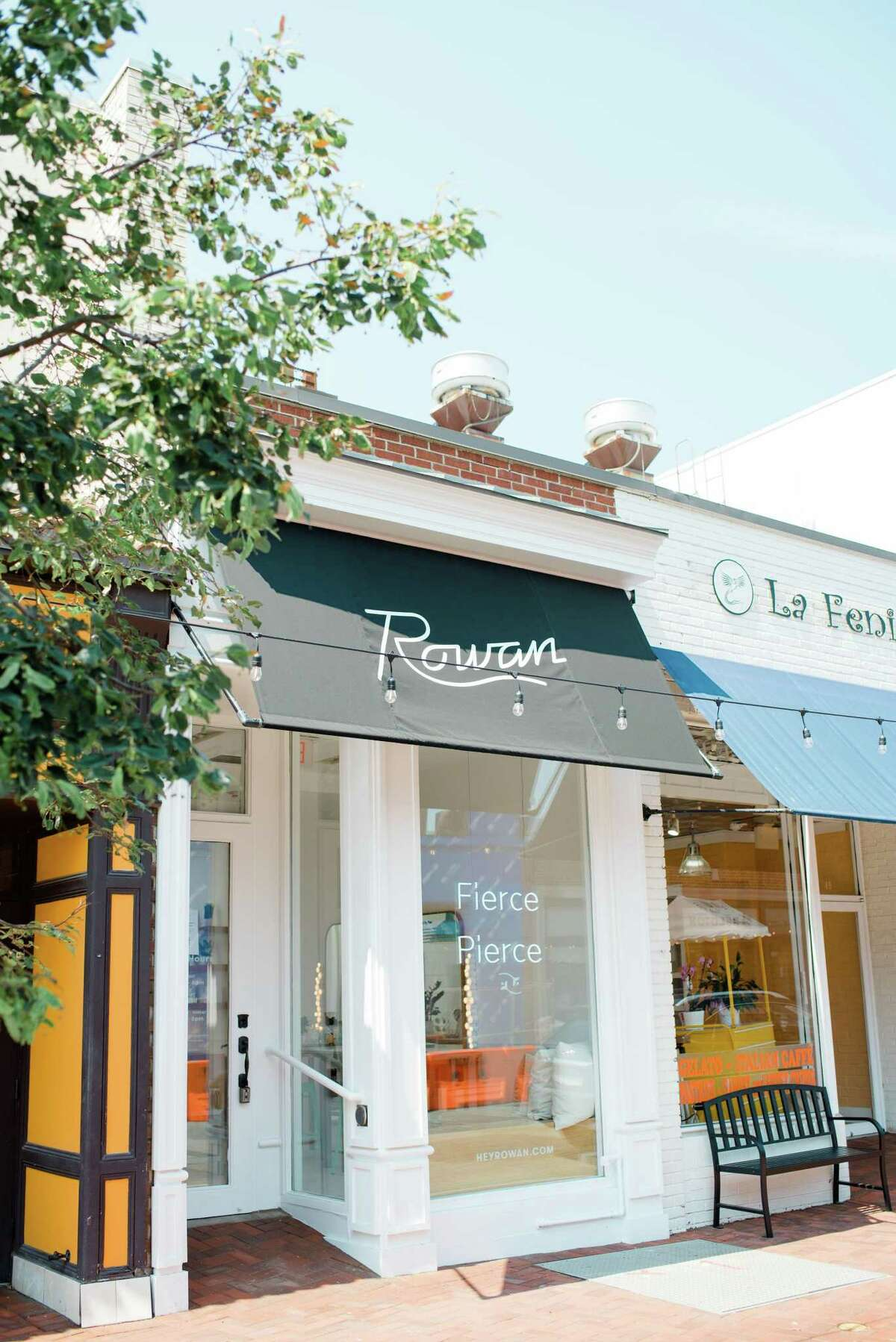 Rowan Ear Piercing Studio opened at 47 Main St. in Westport on Aug. 14, 2021, one of several new businesses in town.