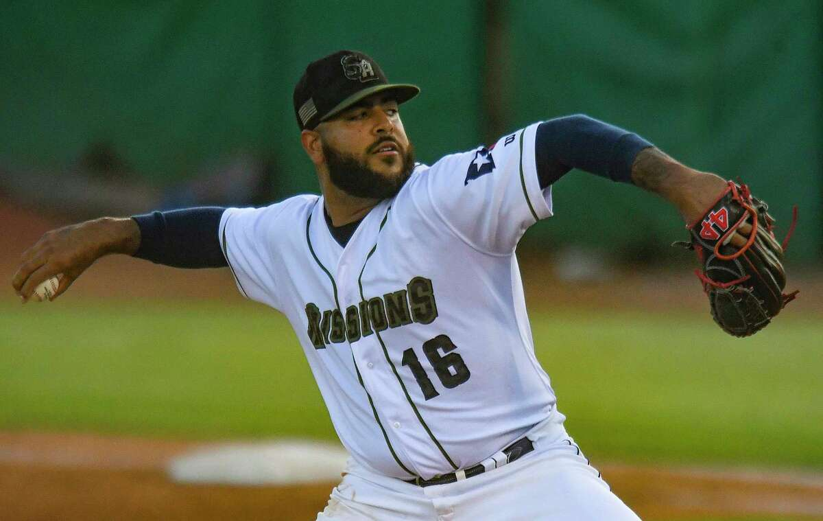 Missions pitchers Pedro Avila (16), Brandon Komar and Jerry Keel all spent time in the bullpen before taking on starting roles as the season winds down.