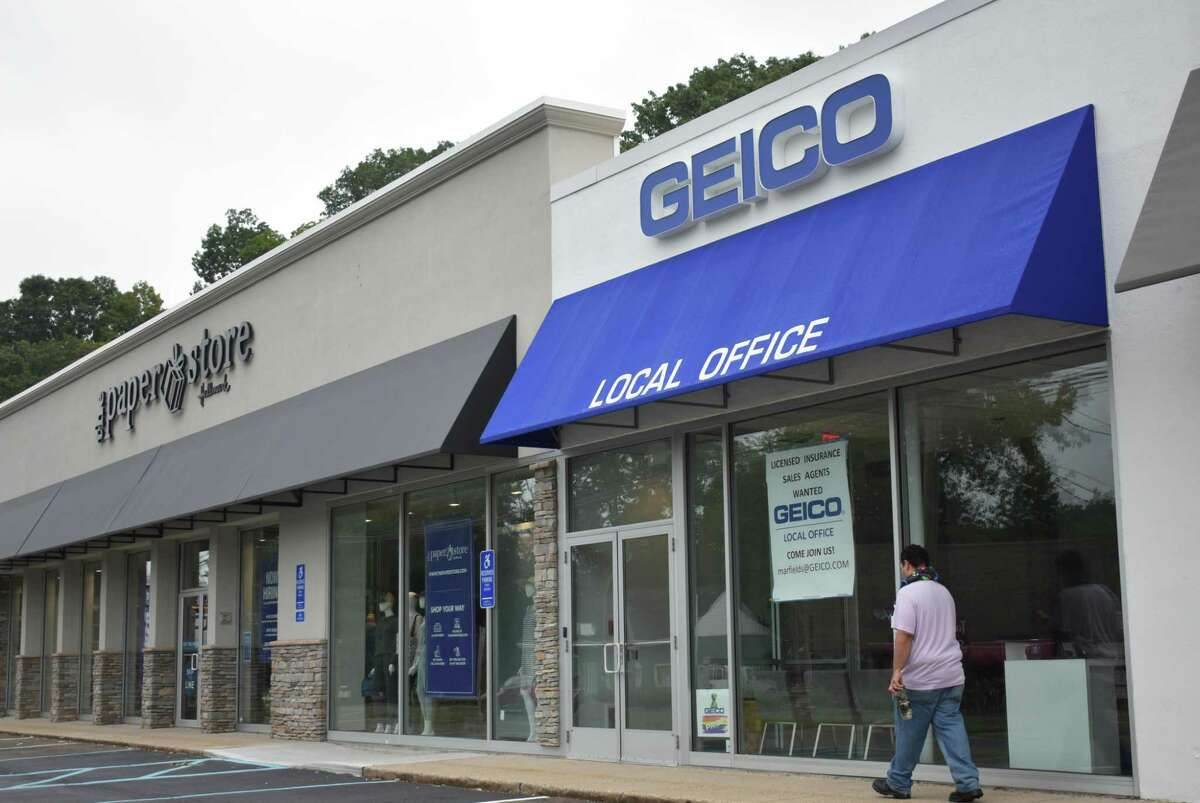 Geico's new office at 572 Main Ave. in Norwalk, Conn., the insurer's first location in Fairfield County and fifth in Connecticut.