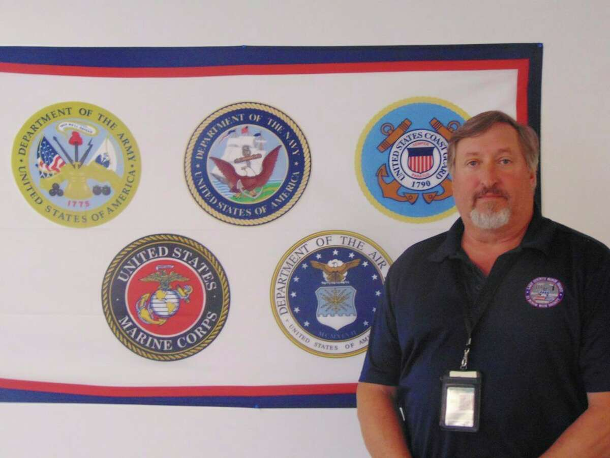 Norm Zelony, a veteran himself, feels it is his calling to reach out to other veterans. (Star photo/Shanna Avery)