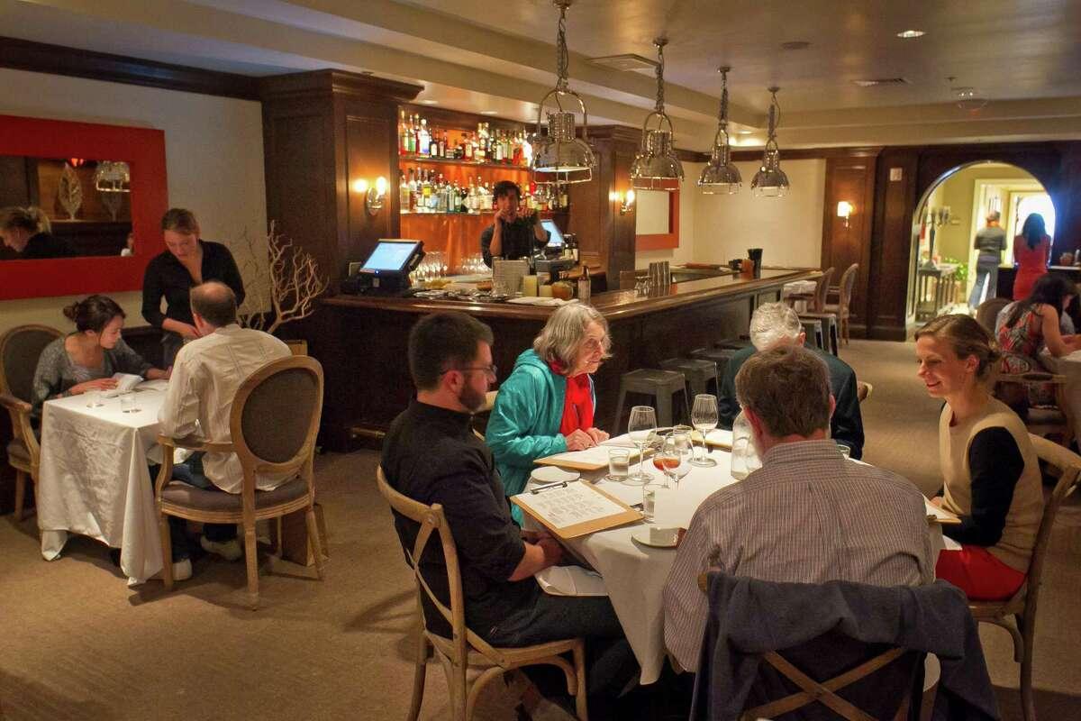 Hayes Valley restaurant Pläj in 2012.