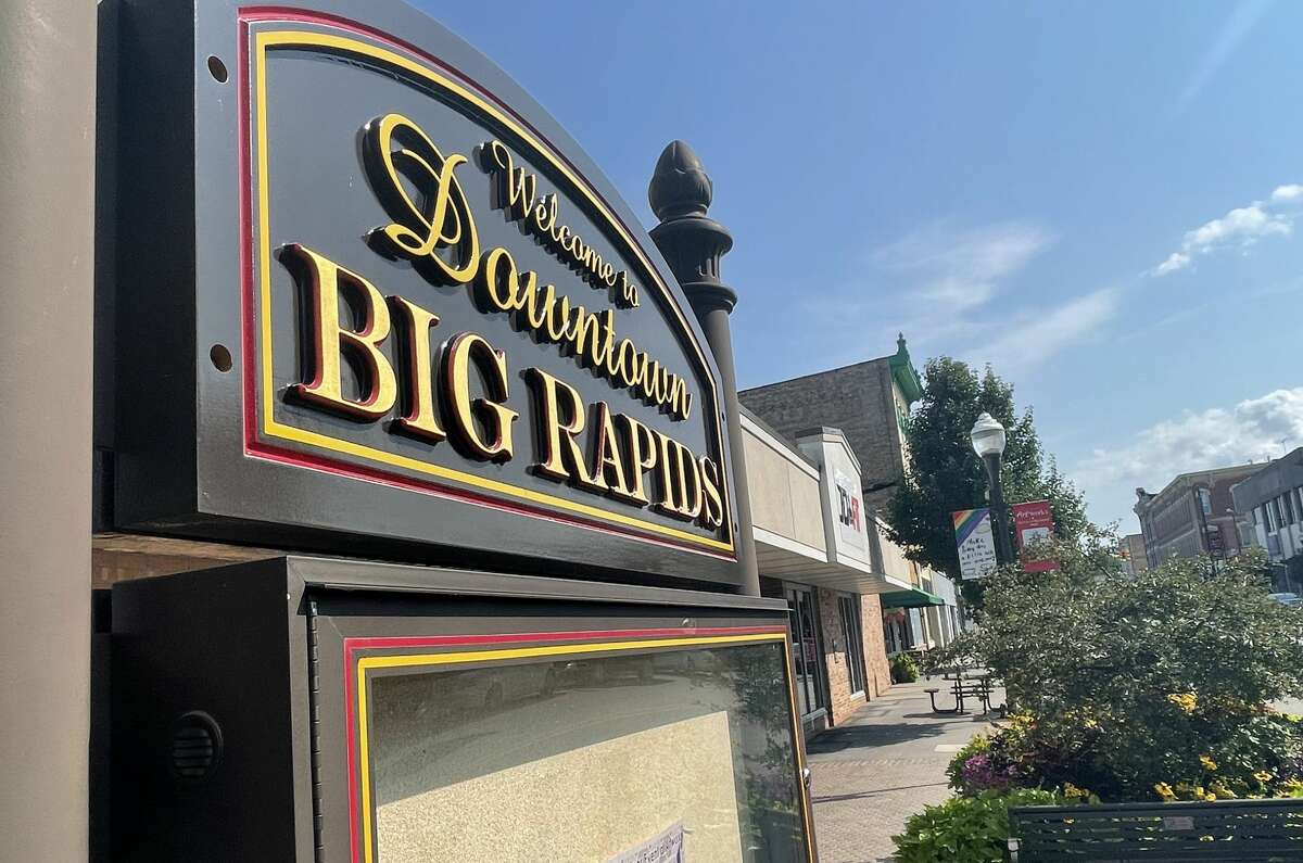 Big Rapids' top government role, as well as two city commission seats, are up for election Nov. 2.