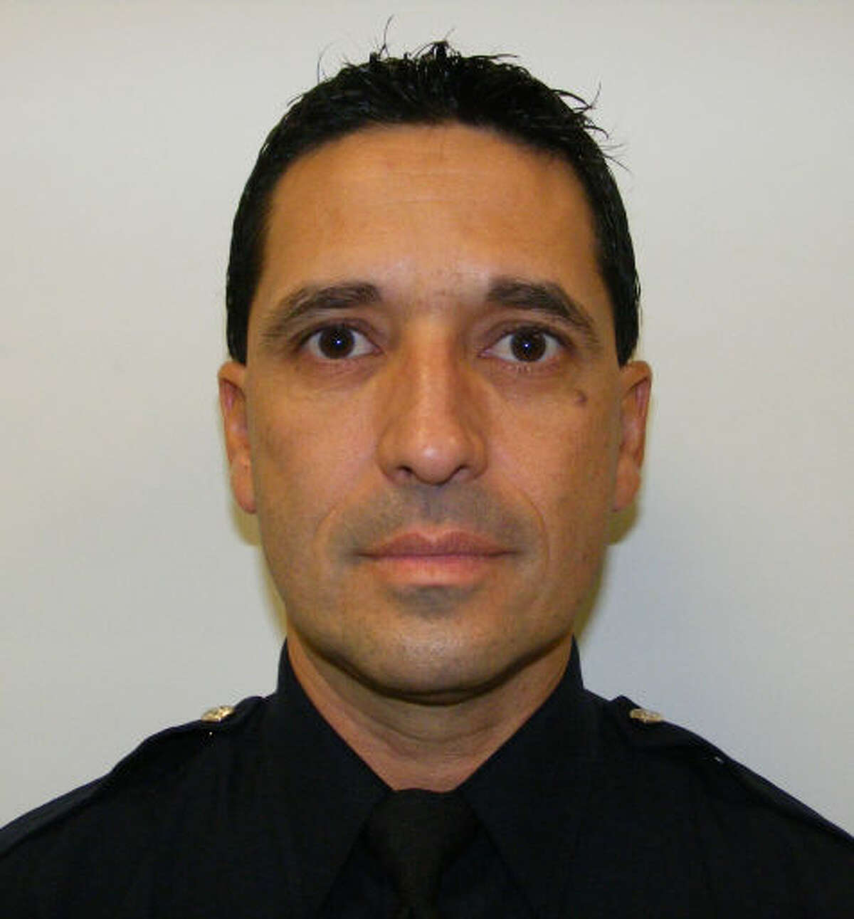 Former Bexar County Sheriff's Deputy Joel Chavez, 51, was charged with official oppression.