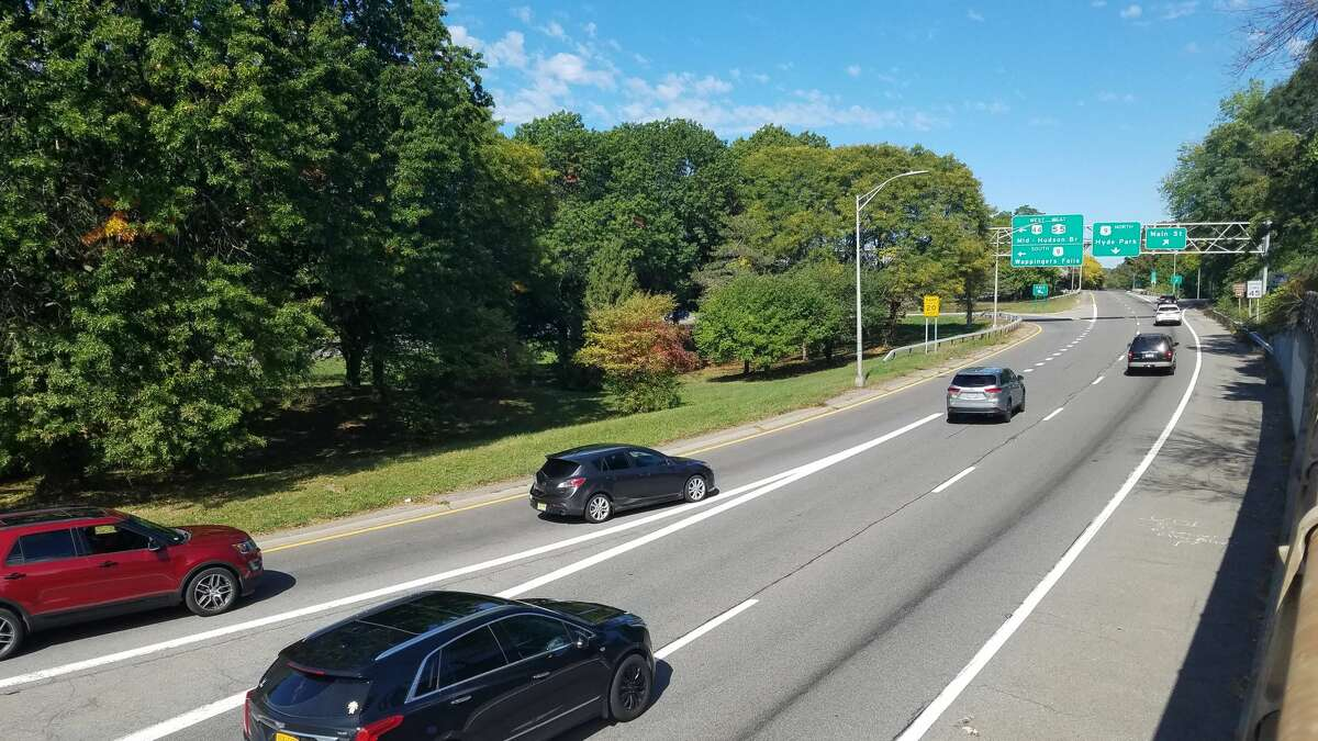 A study is underway to identify design alternatives for Dutchess County's well-traveled Route 9, pictured here, and the Route 44/55 arterials.