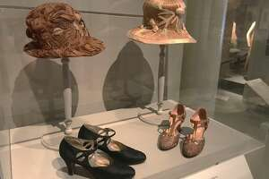 """Some of the accessories on display in """"Fashionable Frocks of the 1920s"""" at the Albany Institute of History & Art. (Courtesy: AIHA)"""