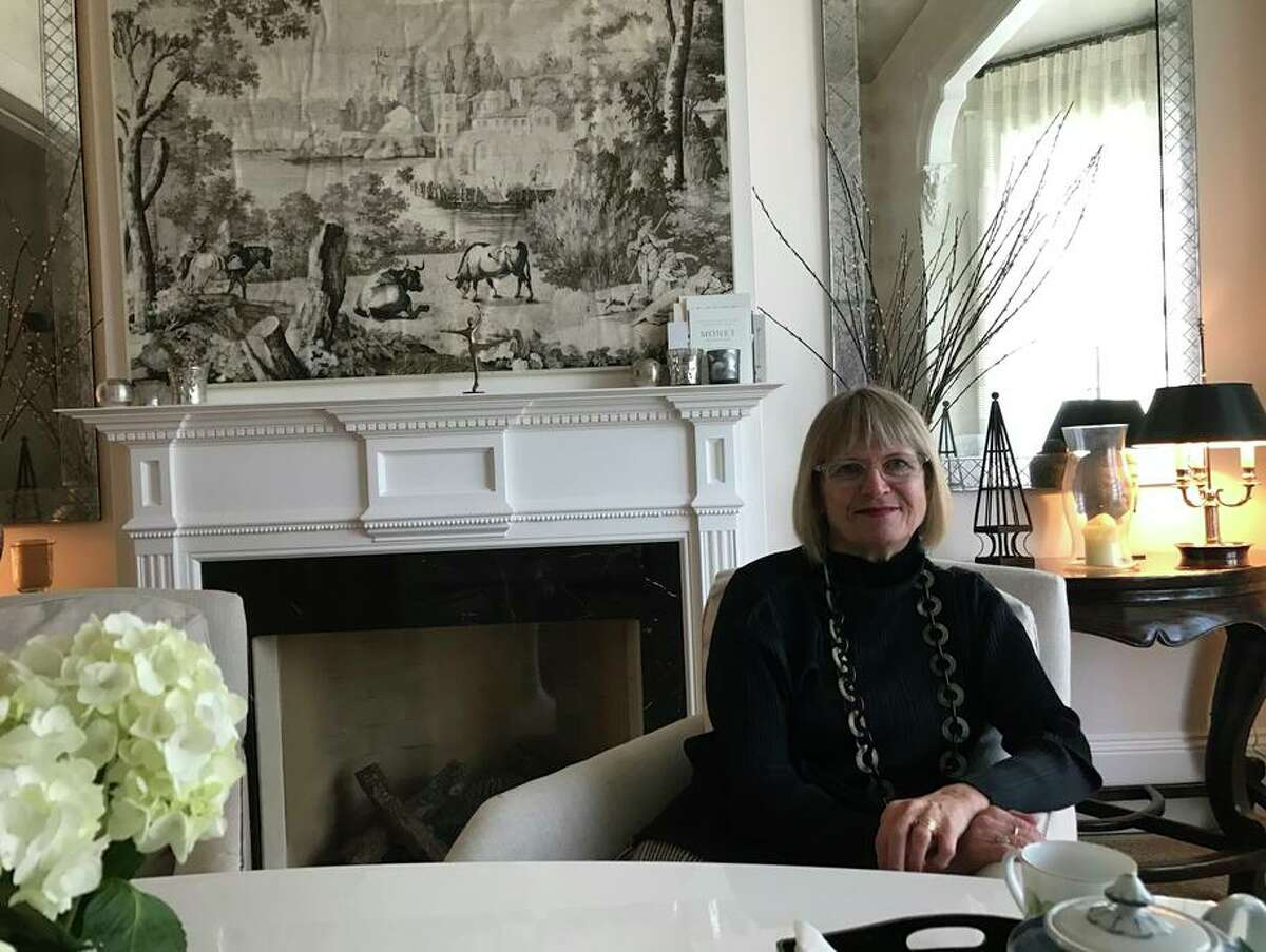 Wine critic Jancis Robinson, seen in San Francisco in 2017, has sold her eponymous website to a venture-backed company called Recurrent.