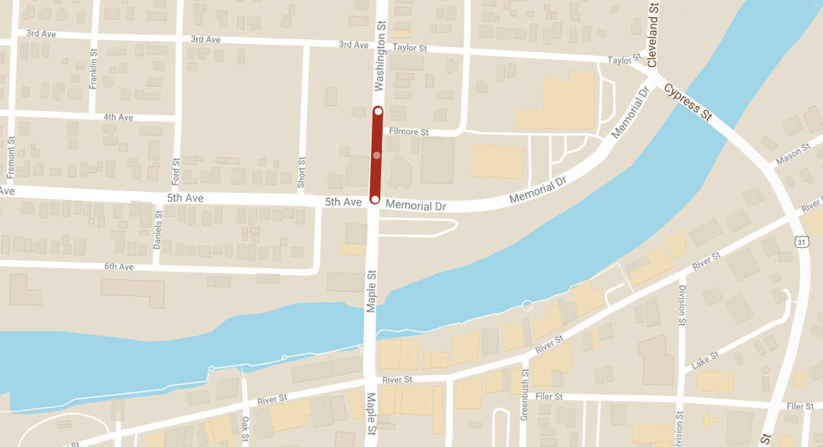 According to a Tuesday morning news release from the Manistee City Police Department, officers were called to the 100 block of Washington Street in Manistee at about 1 a.m. for a report of a male who had been stabbed in an apartment.