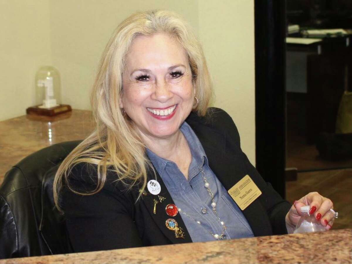 """Norma Guerro-Martinez, owner of Ms. Norma's Cafe, wants her restaurant to have a """"mom-and-pop feel."""""""