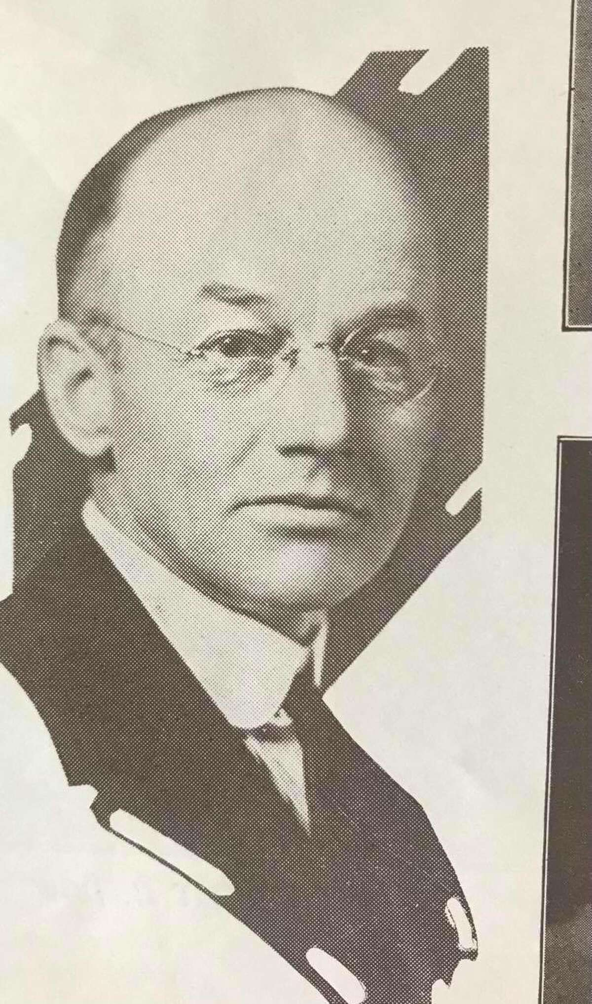 Fred N. Lowry, general superintendent