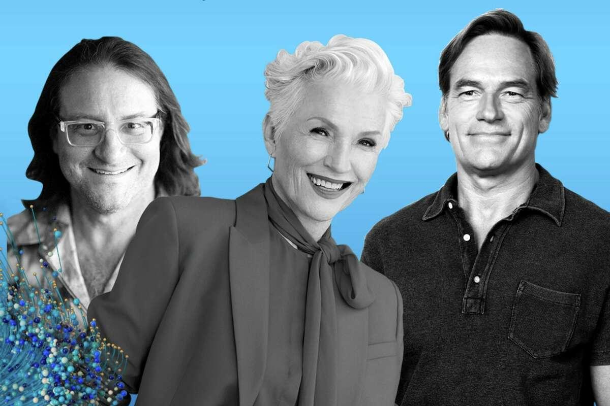 Brad Field de Foundry Group, Maye Musk, role model y Darlin Olien, green tech entrepreneur.