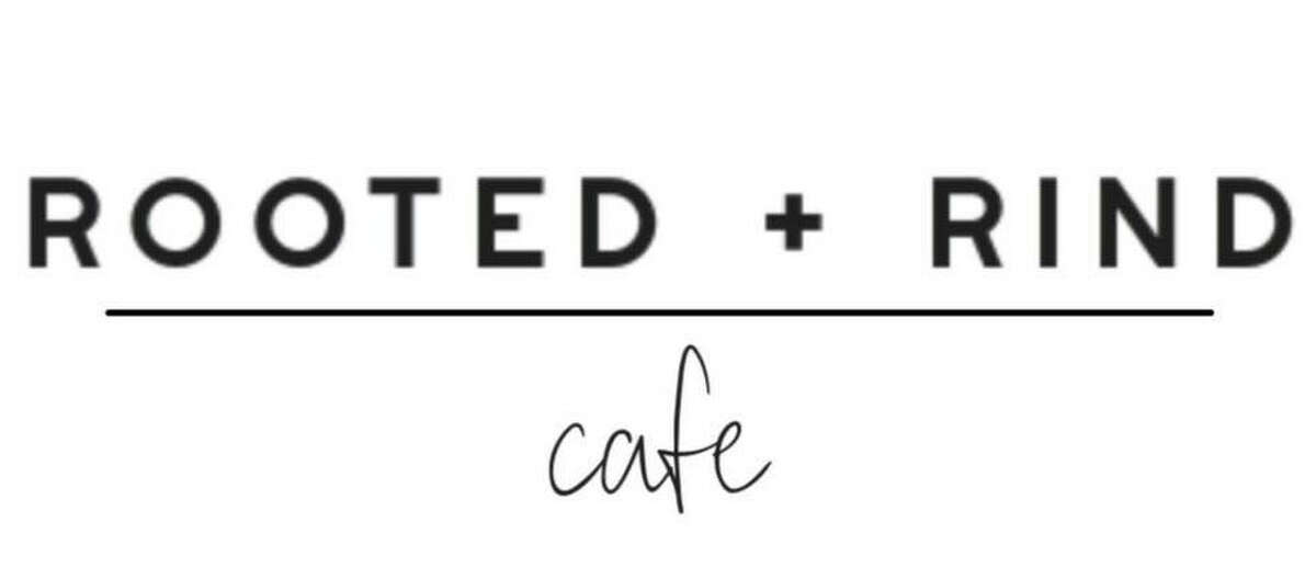 The logo for a new vegetarian cafe in Delmar.