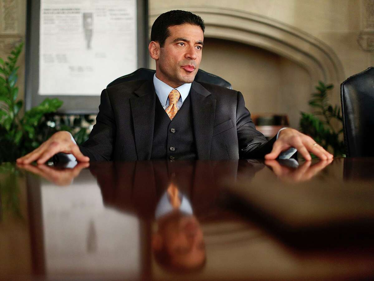 Nico LaHood, who switched parties three years ago, is considering running in the Republican primary for the District 122 seat.