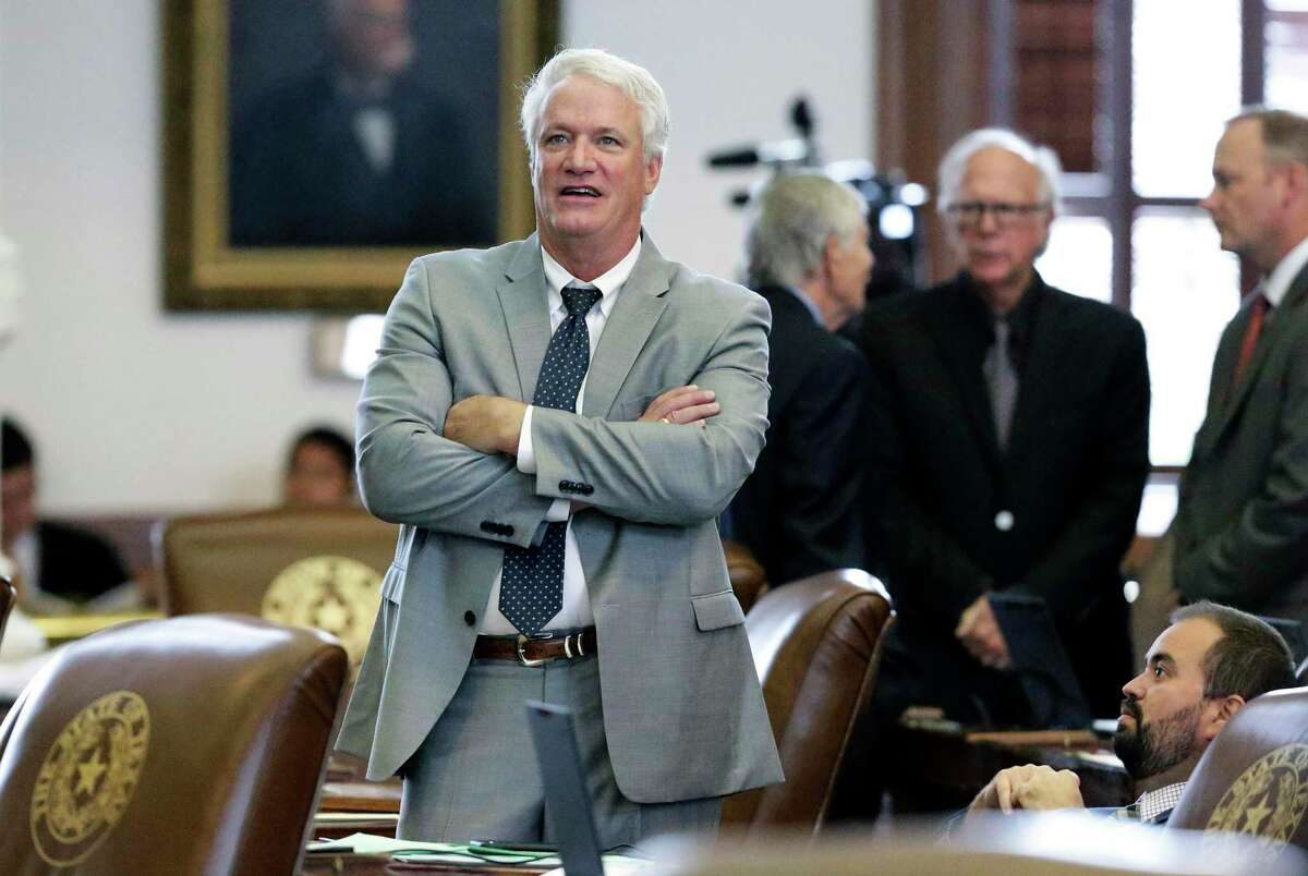 These days, state Rep. Lyle Larson is a Republican more often praised by Democrats than by rank-and-file voters in his own party.