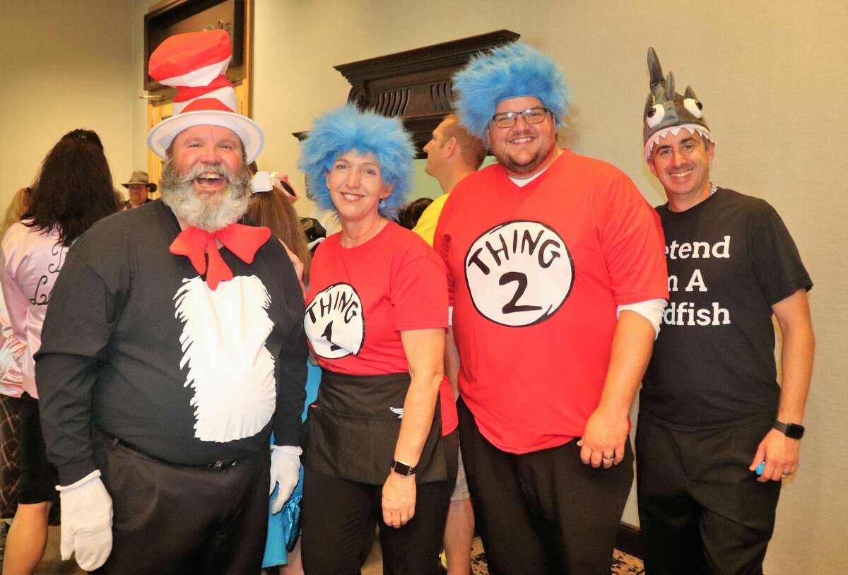 Waiters often don costumes for the Alvin ISD Education Foundation's annual gala. The event is scheduled for Sept. 18 at South Shore Harbour Resort, 2500 South Shore Blvd., League City.