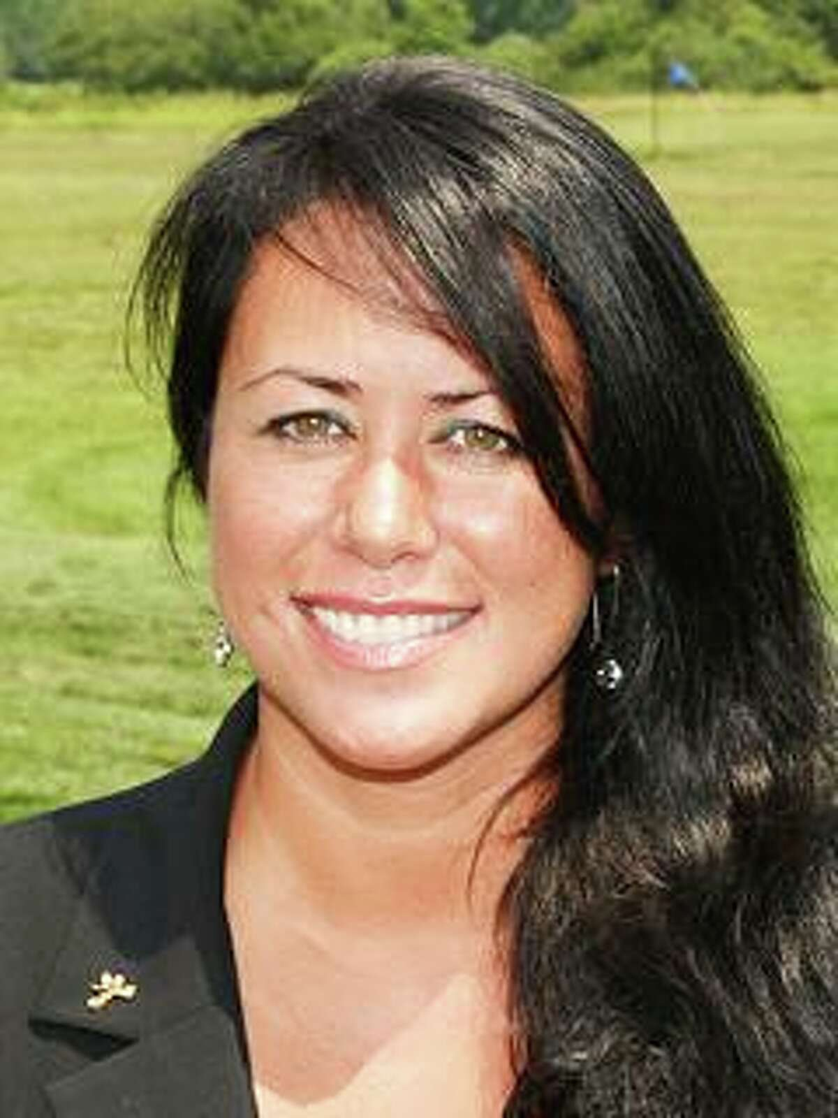 Marissa Kulig Crow, a coach at The Lyman Golf Center at Lyman Orchards in Middlefield, recently received the LPGA Northeast Section 2021 Teacher of the Year Award.
