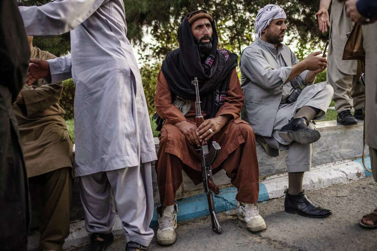 Members of the Taliban in Kabul, Afghanistan. What went wrong in Afghanistan? We had no clear endgame, and the military is not a tool to build roads and bridges, much less policies.