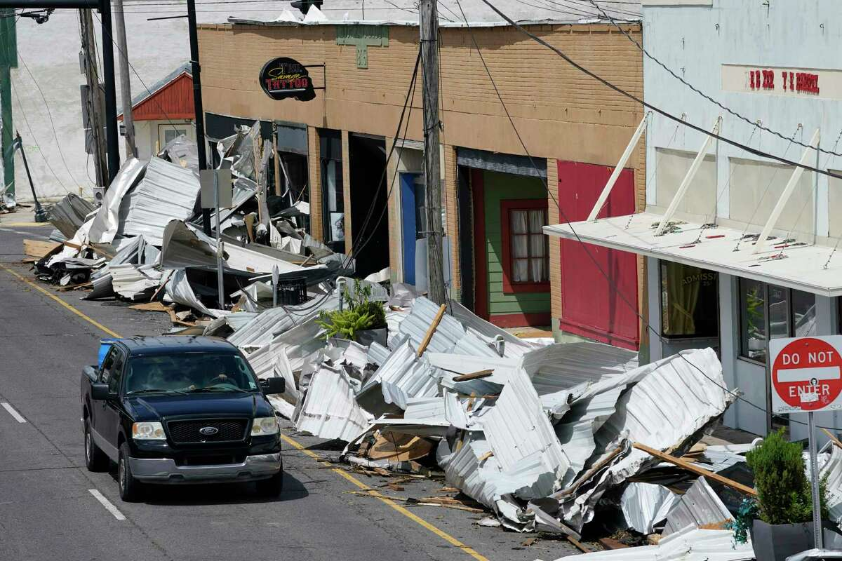 First Baptist Church of Pasadena is collecting boxes of diapers and baby wipes on Aug. 31 for the victims of Hurricane Ida as part of a emergency relief effort. The storm devastated many areas in Louisiana, such as Houma.