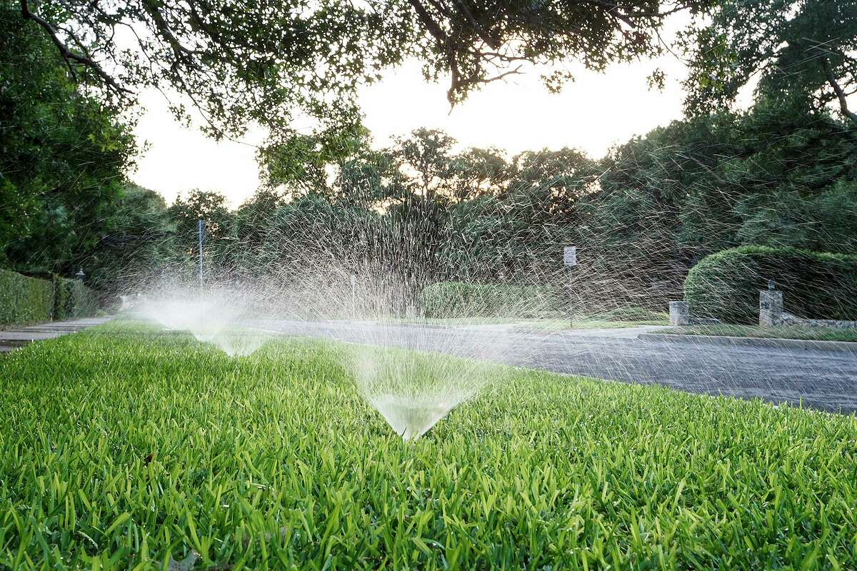 Once-a-week lawn watering rules are set to take effect Wednesday.