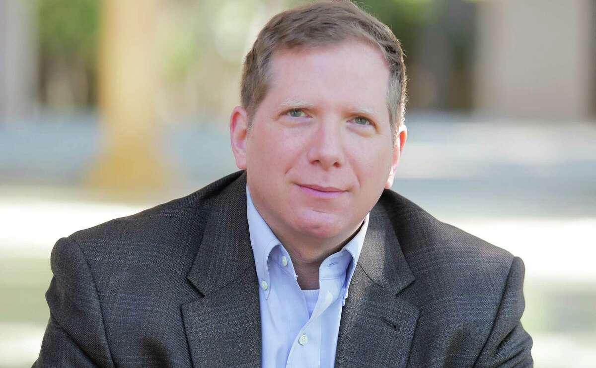 "San Antonio writer David Liss' latest book is ""The Peculiarities."""