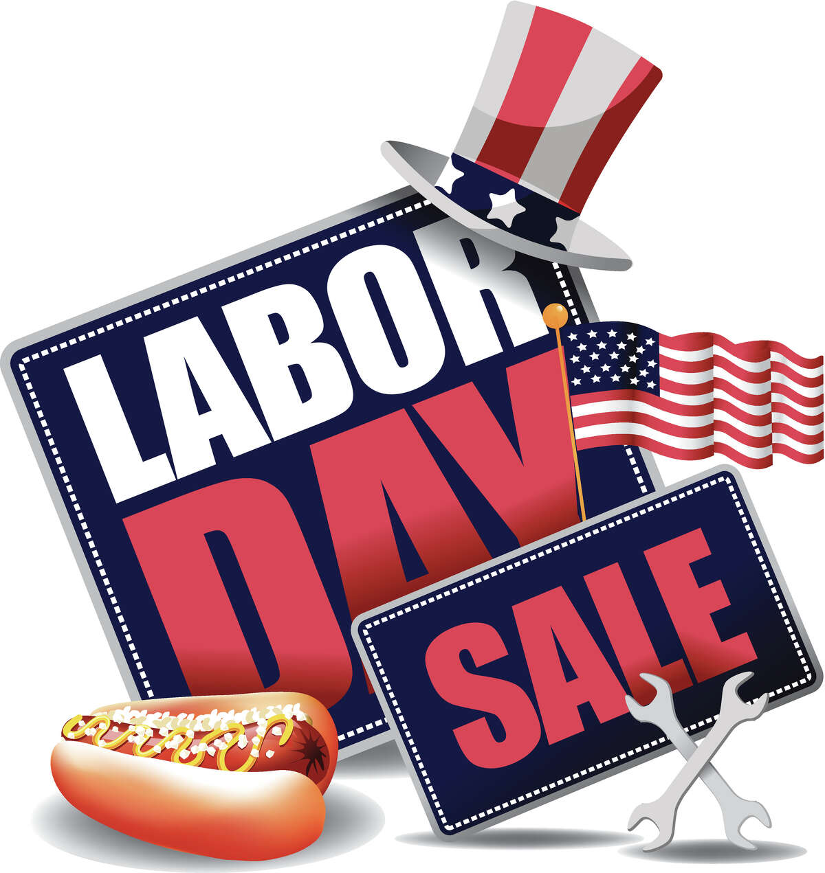 Labor Day weekend signals a week of savings that rivals - and sometimes beats - prominent sales events such as Black Friday and Cyber Monday.